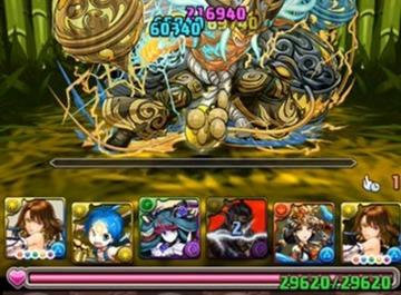 タケミカヅチ降臨ノーコン攻略7