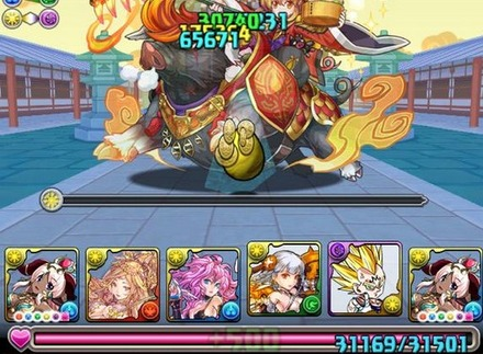 沙悟浄&猪八戒降臨ノーコン攻略10