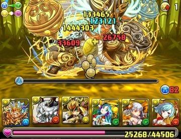 タケミカヅチ降臨ノーコン攻略4