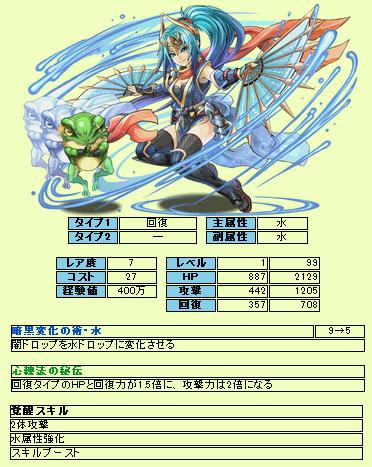 蒼扇の夜叉姫・初芽局