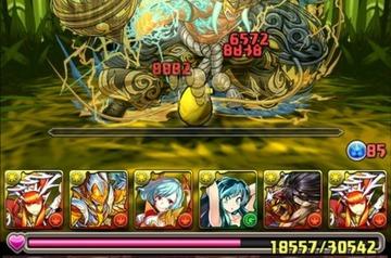 タケミカヅチ降臨ノーコン攻略6