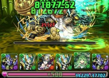 タケミカヅチ降臨ノーコン攻略3
