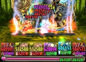 タケミカヅチ降臨ノーコン攻略2