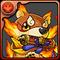 火と影の犬龍スキル上げ5