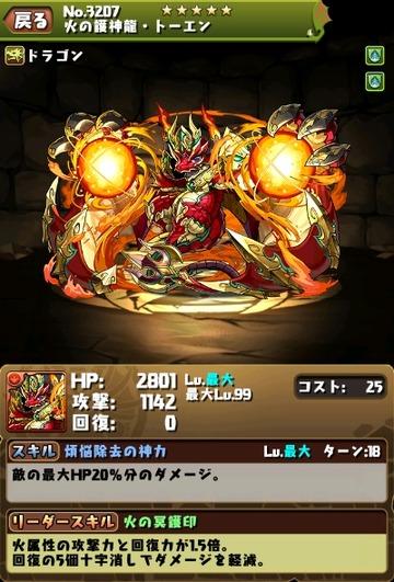 火の護神龍11