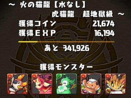 火の猫龍攻略10