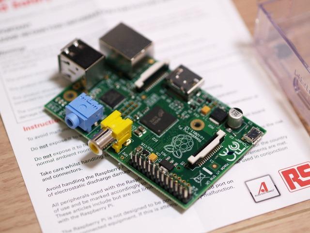 GW用のおもちゃとしてRaspberry Piを買ってみました。 : 小さいって ...
