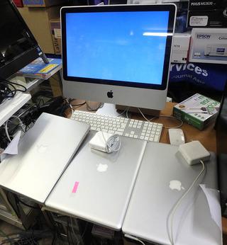 Macの修理