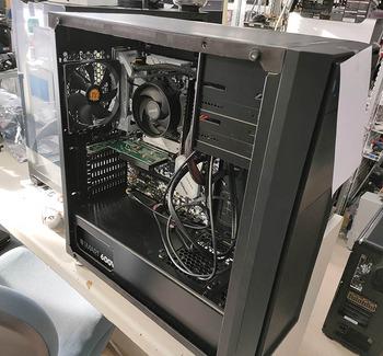 初めての自作パソコン