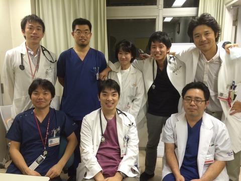 栃木医療センター 集合写真