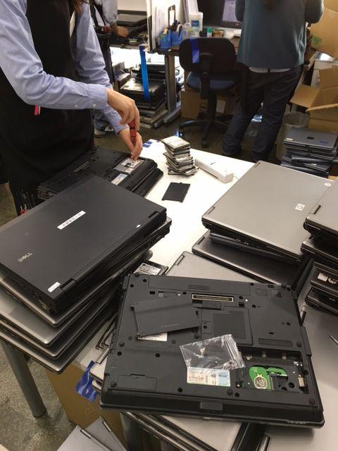 パソコン修理・廃棄のPCクリニック!!カテゴリ:Windows XP大量パソコン廃棄も受け付けてます(ブラウン管受付は2018年2月で終了)■「WindowsVISTA」搭載のPCについて!