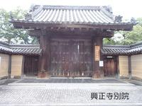 富田林寺内町_興正寺別院