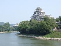 岡山・倉敷 (岡山城)