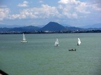 琵琶湖ヨット