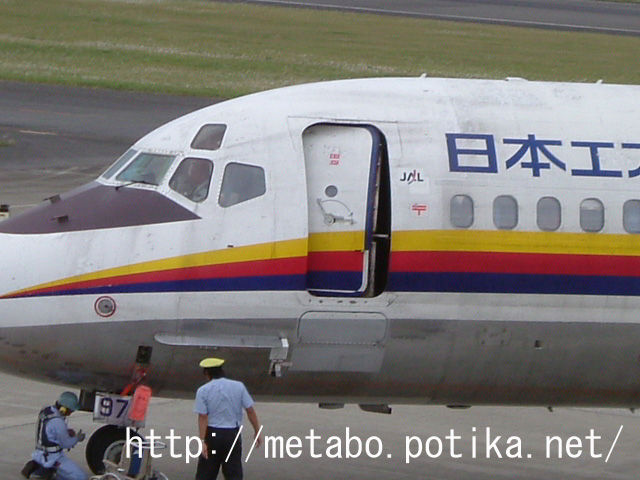 日本エアシステム なつかしの徳之島編 : メタボからの脱出
