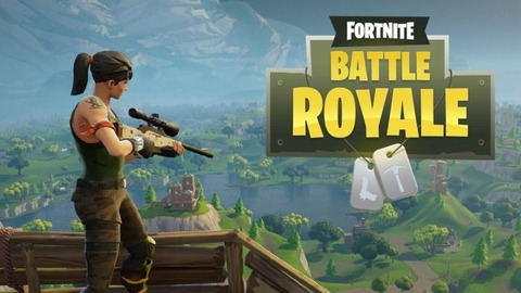 Fortnite-battle-royale-key