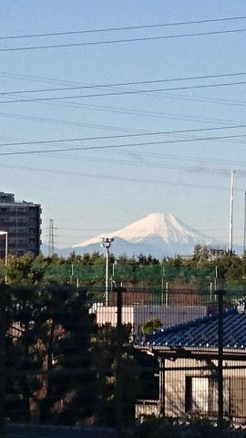 富士山 拡大1