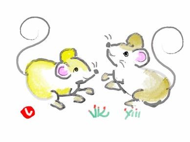 ネズミ完成JPG