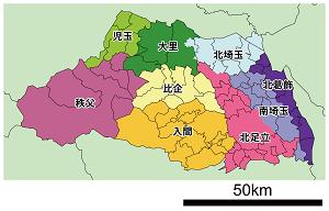 SaitamaPref-counties.svg