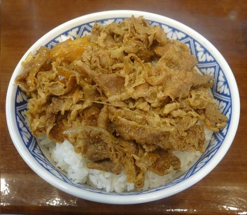 どん亭_牛丼
