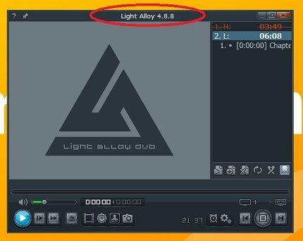 BDMVフォルダが再生できる無料のブルーレイ再生ソフト「Light ...