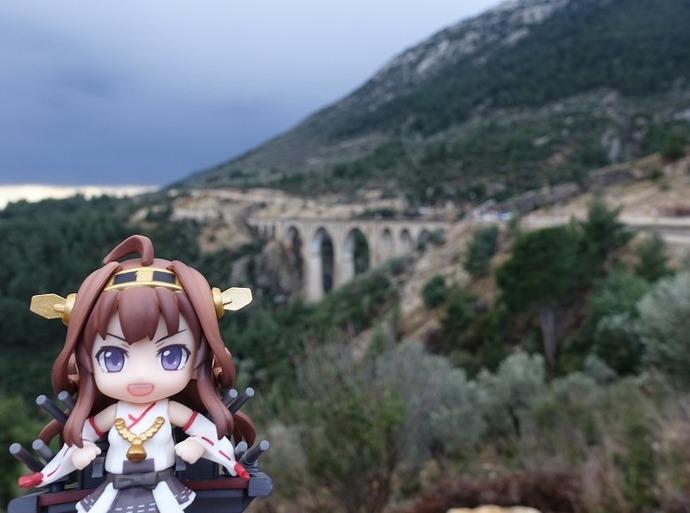 ヴァルダ鉄道橋 (2)