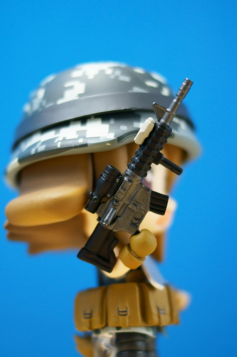 M4ライフル