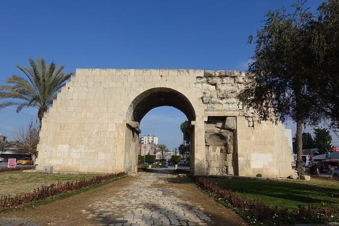 クレオパトラの門