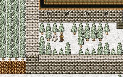 宝珠7: 聖地アスラフェル1 町の左端の井戸