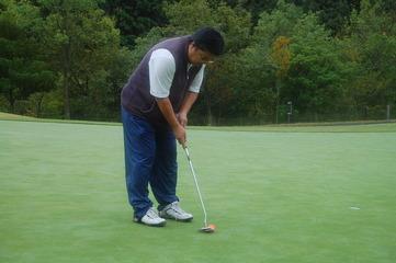 第4回ゴルフコンペ 100