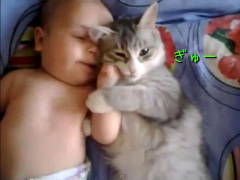 猫と赤ちゃん_猫ねこch