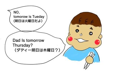 火曜日?5