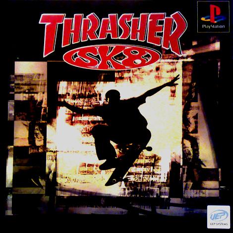 ThRASHER SK8