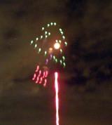 クリスマス・イブは名古屋港で冬の花火大会
