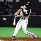 ついに打った!北海道日本ハムファイターズ小笠原道大選手