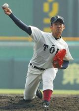 大阪桐蔭・中田選手