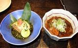 あん肝と名古屋の味どて煮