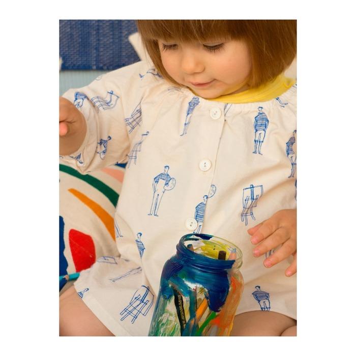painters-blouse