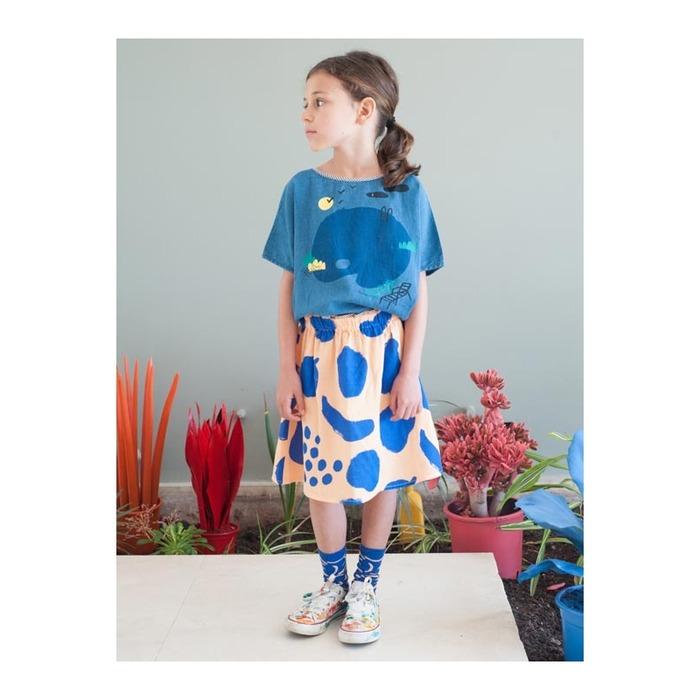 big-fruits-flared-skirt