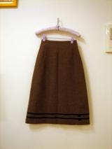 エレガントなスカート