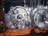 CPレーサーエンジン3腰下組立て (3)