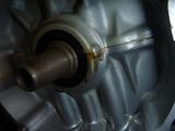 オイル滲み車両修理その1 (4)