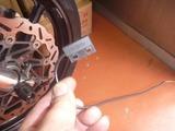 速度センサー破損からの修理 (3)