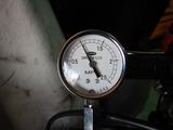 山形O号実圧縮圧力測定