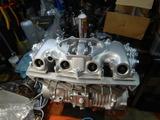 CB400F国内408ccCP20号機エンジン仕上げヘッドカバー搭載 (3)