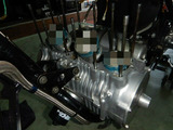 闇を抱えたエンジン三度腰上下拵え (9)
