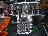 CPカスタムフォアエンジン組立て腰下偏 (3)