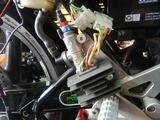半袖一家Y様CB400Fバッテリー交換210213 (6)