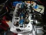 CB400F半袖一家Y様エンジン仕上げ210502 (2)