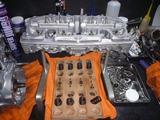 CPレーサーエンジン3腰上組立て (2)
